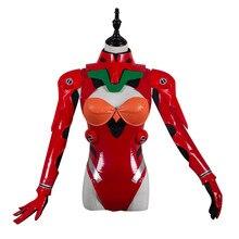 2019 New Hot Driving Suit Neon Genesis Evangelion EVA Soryu Asuka Langley AYANAMI REIREIAYANAMI High Quality Cosplay costume 2017 eva soryu asuka langley cosplay costume