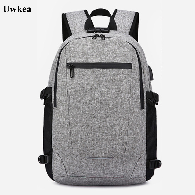 Laptop, USB, Backpack, Design, Anti-theft, Travel