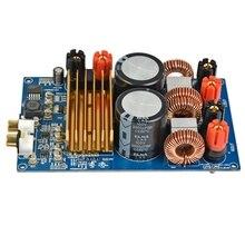 Hot TTKK For Tpa3255 Class D Hifi Audio Digital Amplifier Board 300W x2 Dc 48V Digit Power Amp Circuit Module 300 watt class d audio amplifier board tas5613 300w mono power amp subwoofer