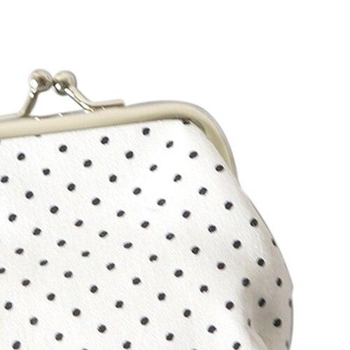 VSEN Wholesale Popular Cute girls Wallet Clutch Change Purse key/coins bag Mini Handbag Pouch White