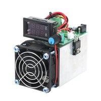Цифровой Батарея ёмкость Тестер 12 в 100 Вт электронный сброс нагрузки тестирование модуль DC