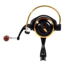 Drop shipping fishing reel 12+1 BB Bearings 4.7:1 Left Right Spinning Reels Saltwater Fishing Gear steering-wheel