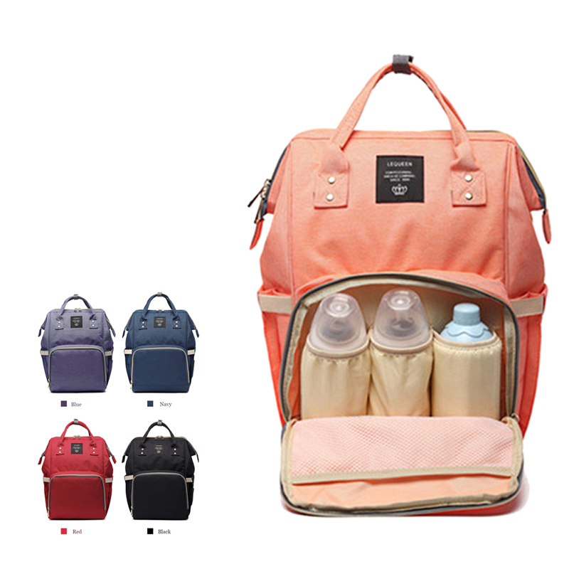 Gabesy Fashion Mummy Maternity Nappy Bag Brand Large Capacity Baby Bag Travel Backpack Designer Nursing Bag for Baby Care