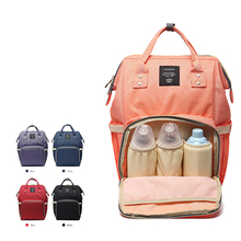 Gabesy Fashion Mummy Maternity Nappy Bag Brand Large Capacity Baby Bag Travel Backpack Designer Nursing Bag for Baby Care