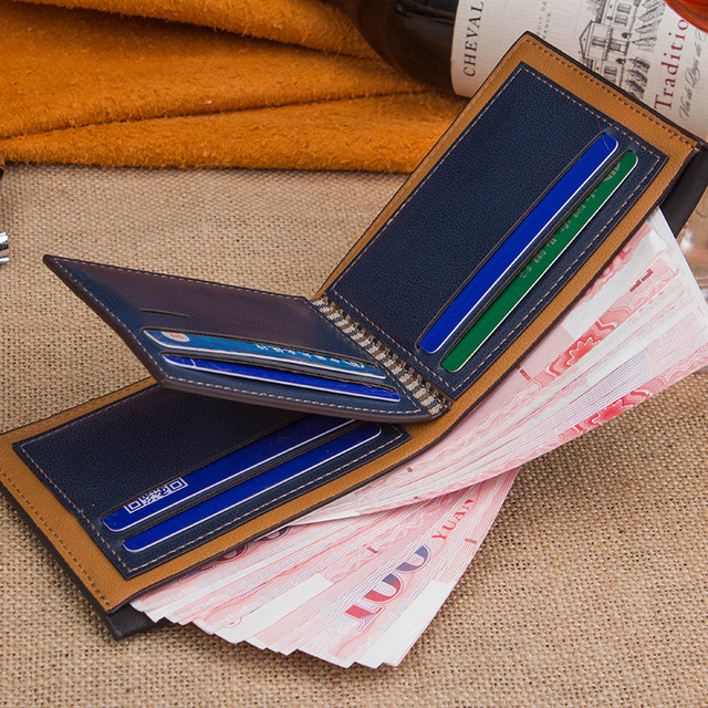 Retro Design Wallet