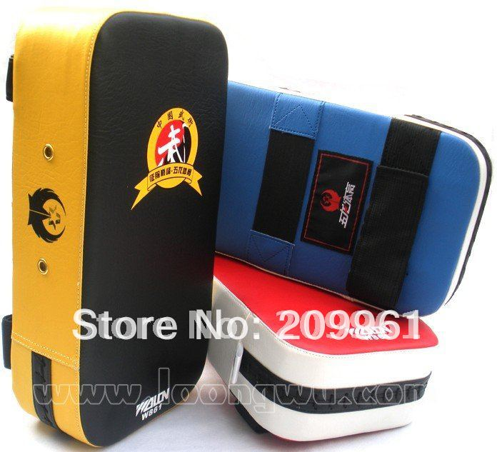 Sanshou fighting boxing pad mitt sandbag Punch Pad kick target Boxing Focus Muaythai muay free shipping