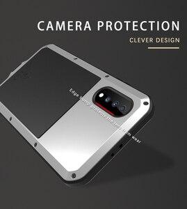 Image 5 - สำหรับSamsung Galaxy A70กรณีกันกระแทกกันกระแทกเกราะโลหะฝาครอบสำหรับSamsung A70กันน้ำ