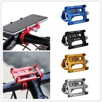 Aluminium MTB Bike Rowerów uchwyt GPS motocykl wsparcie posiadacz Telefonu dla iphone 7 6 6 s plus 5S rower kierownica rower akcesoria