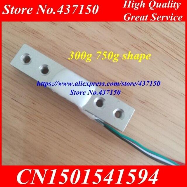 100g 200g 300g 500g 750g 1kg 2kg 3kg 5kg 10kg 20kg Electronic Scale Aluminum Alloy Weighing Sensor Load Cell Weight sensor hx711 1