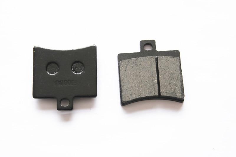 Front Brake Pads For KSR-Moto Code 125 S 2015