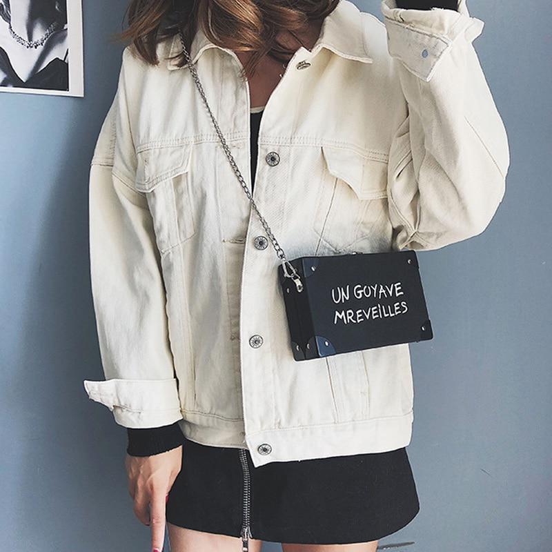 Femmes dame fille épaule sac à bandoulière chaîne Vintage PU cuir pour téléphone portable-OPK