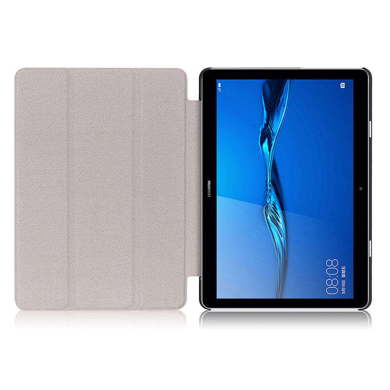Beach Conch PU Leather Stand Flip case for Huawei MediaPad T3 10 AGS-L09/L03 9.6 inch Tablet PC Cover for Honor Play Pad 2 9.6