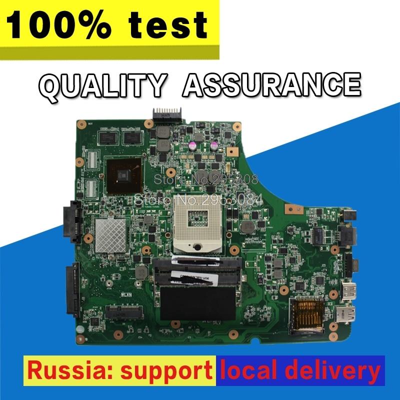 где купить K53SV Motherboard REV:3.0/3.1 1G GT520M For ASUS K53SC K53SV k53S Laptop motherboard K53SV Mainboard K53SV Motherboard test OK дешево