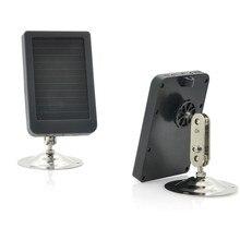Солнечные панели для охоты цифровой ловушки для фотоаппаратов Дикая камера HC300 HC300M HC550M HC550G HC700G солнечные Внешнее зарядное устройство