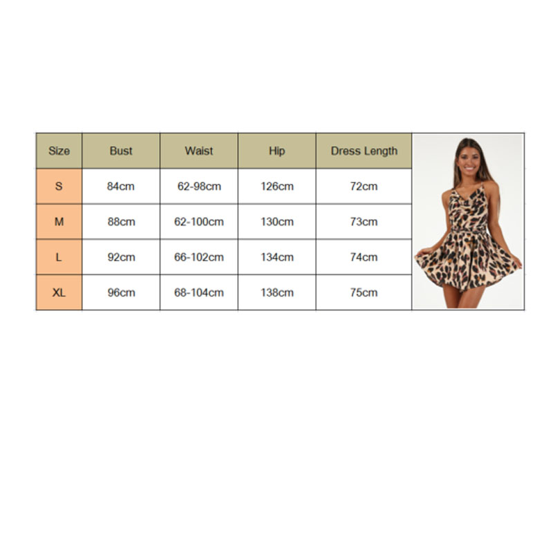 New Women Ladies Leopard Romper Baggy Harem Backless Jumpsuit Playsuit Overalls For Ladies Plus Size in Rompers from Women 39 s Clothing
