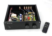 DIYERZONE Remote PRT05A 12AX7 ламповый предусилитель база на conrad-johnson CL предусилитель L9-8