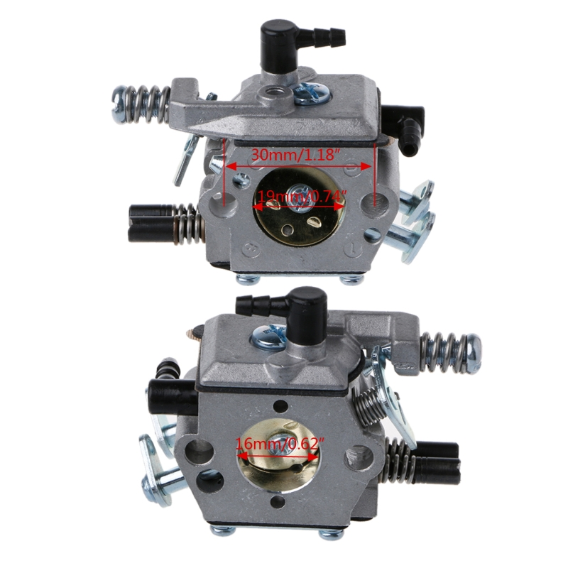 Image 5 - New Chain Saw Carburetor 4500 5200 5800 Carb 2 Stroke Engine 45cc 52cc 58cc-in Carburetors from Automobiles & Motorcycles