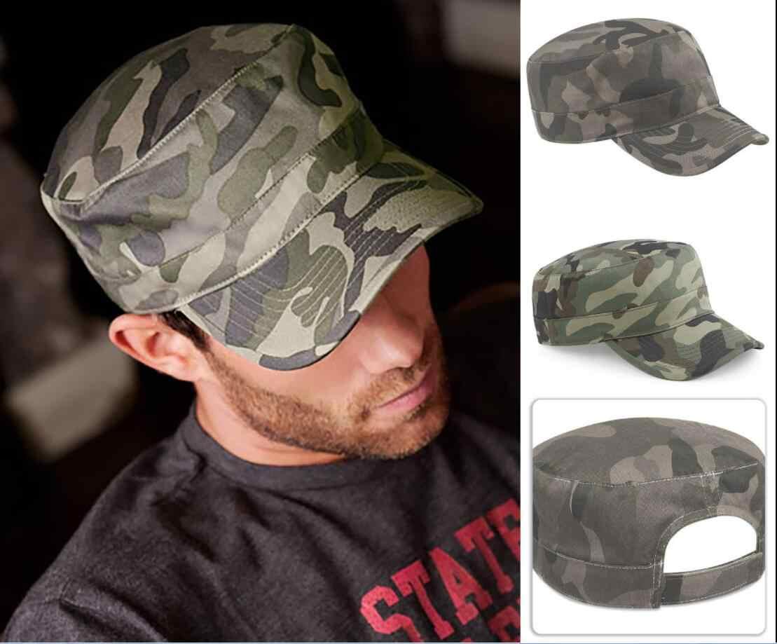 503f9282587f49 Camouflage Field/Jungle/Urban Army Cap Man Camo Hat Tactical Airsoft  Flecktarn US German