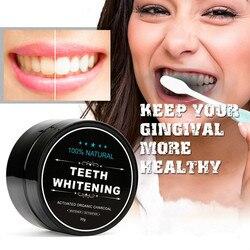 Täglichen Gebrauch Natürlichen Zahnaufhellung Skalierung Pulver Mundhygiene Reinigung Verpackung Premium Aktiviert Bambuskohle Pulver