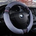 2017 New Arrival 5Colors Car Steering Wheel Cover Flannelette  Size 38cm For VW Skoda Chevrolet Ford Nissan etc. 98% Cars