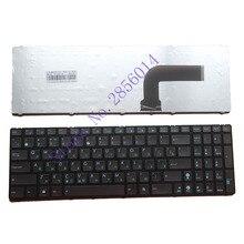 Русская клавиатура для ноутбука ASUS X53 X54H k53 A53 N53 N60 N61 N71 N73S N73J P52F P53S X53S A52J X55V X54HR X54C RU с черной рамкой
