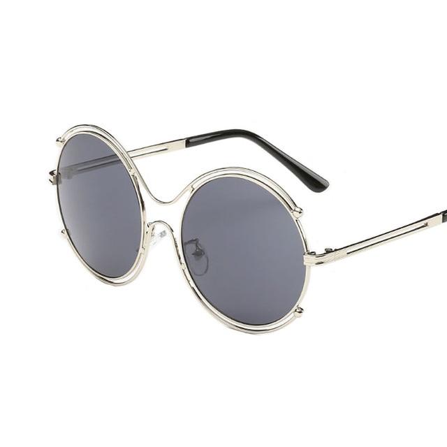 elegant round wire frame colors hot fashion eyewear glasses vintage ...