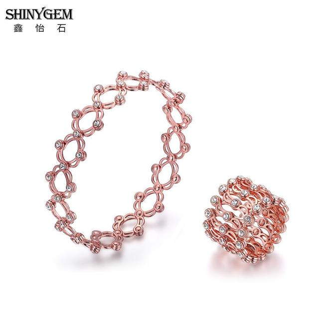 ShinyGem Adjustable Cuff...