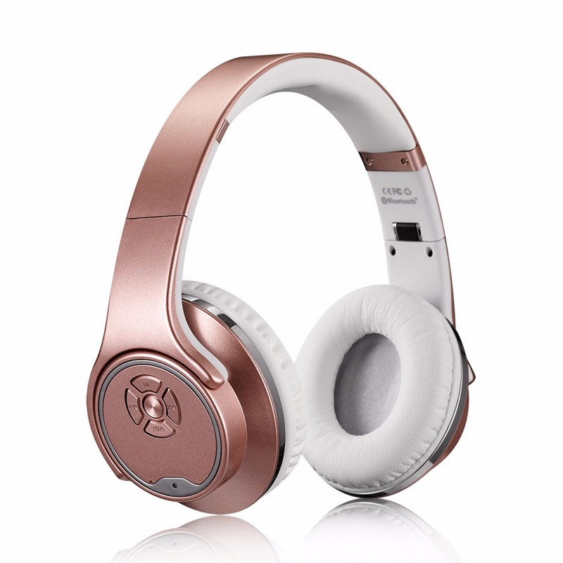 ФОТО 2in1 Twist-out Speaker Bluetooth Headphones flip headphone With FM radio/AUX/TF Card MP3 Sports Magic Headband Wireless headset