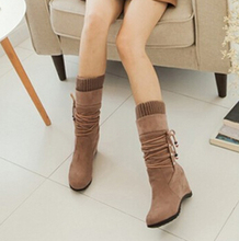 The New Autumn and Winter Women's Boots