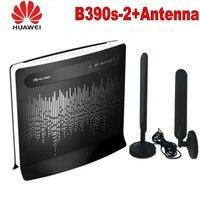 וודאפון B1000 LTE FDD800Mhz Wireless Gateway נתב בתוספת 2 pcs 4g אנטנה