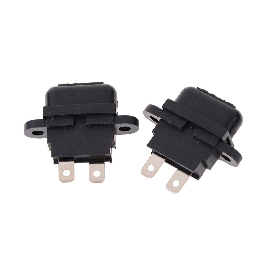 ZLinKJ 2 * Fuse Holder Medium Size Car Auto Plug In Fuse Automotive Fuse Holder Waterproof