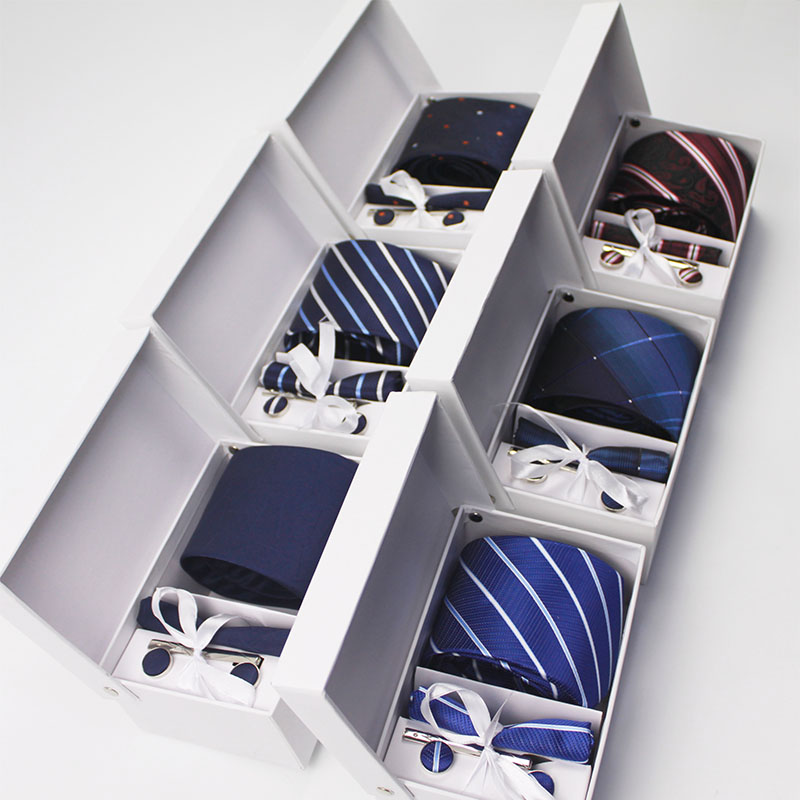 8cm Mens Ties New Ma