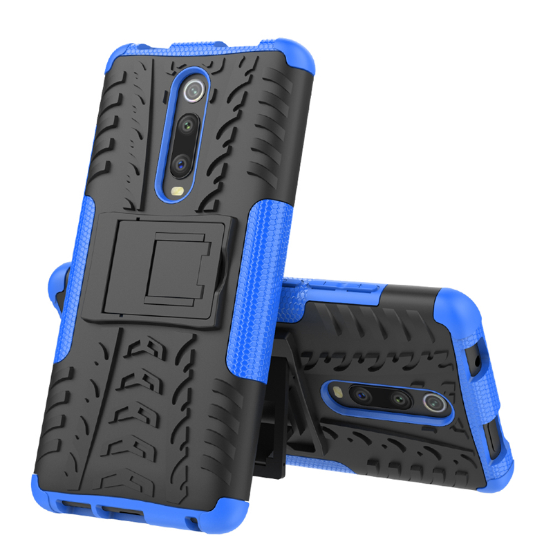 sFor Xiaomi Redmi K20 Case Heavy Duty Hard Rubber Silicone Phone Case For Xiaomi Redmi K20 Case for Redmi K20 Phone case in Fitted Cases from Cellphones Telecommunications