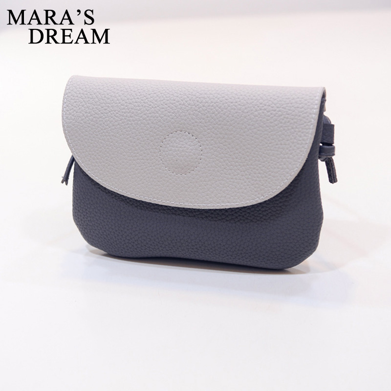 Mara's Dream Fashion Designer crossbody bags famous brand high quality Women Leather Handbag Cross Body Shoulder Messenger Bag fashion casual michael handbag luxury louis women messenger bag famous brand designer leather crossbody classic bolsas femininas