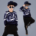 Autumn 2016 New Boys Clothing Sets Kids Suit Children Tracksuit Boys Long Shirt + Pants Sweatshirt Casual Clothes