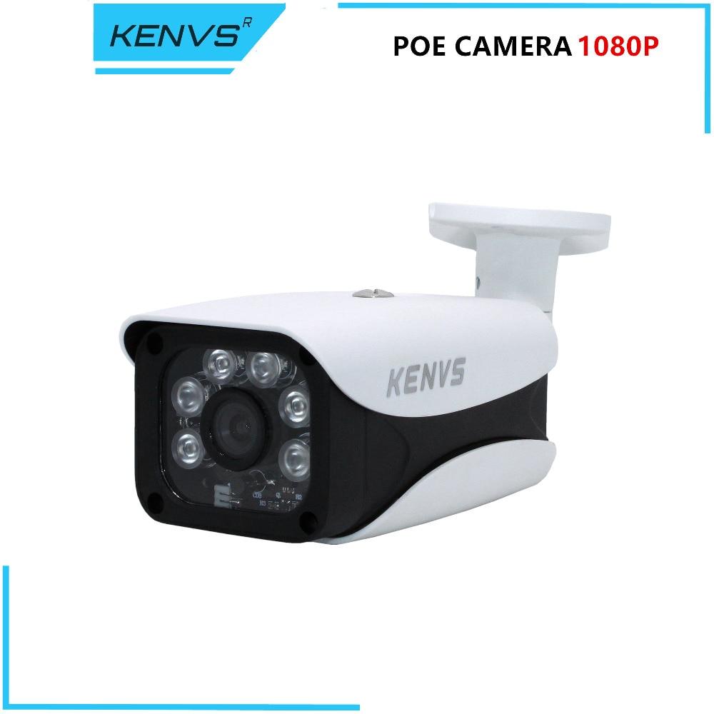 imágenes para H.265 NUEVA CCTV al aire libre cámara SONY chip de apoyo POE/Audio/ONVIF/POE hikvision y CCTV NVR dahua cámara P2P 1080 P