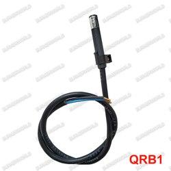 Стеклянная лампа черный QRB1 детектор пламени Стандартный QRB1 черный фотоэлемент для горелки