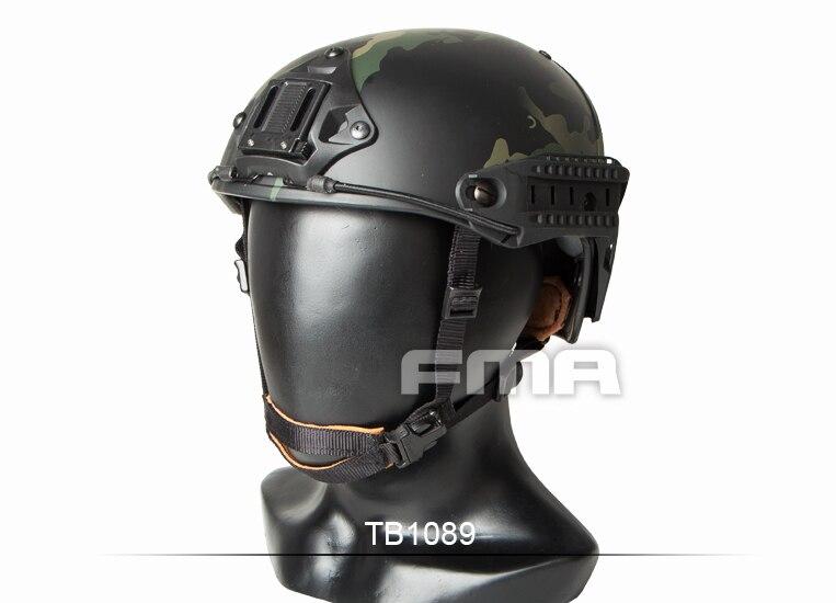 ФОТО FMA CP Helmet MultiCam Black TB1089 Free Shipping