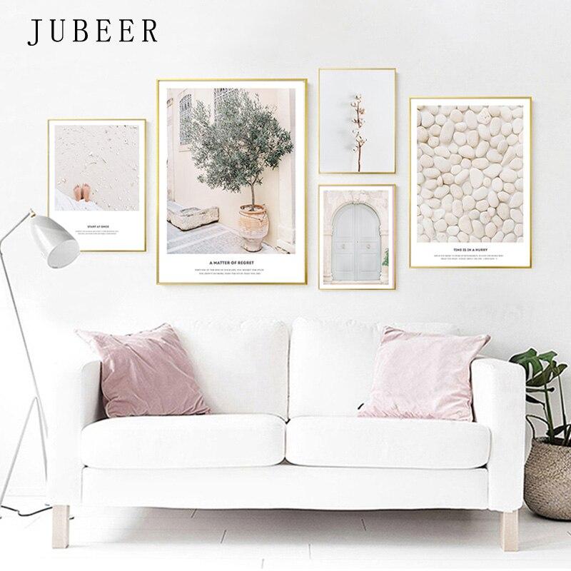 Nordic Style Poster Minimalist Wall Art Canvas Prints Bedroom Decoration Pictures Paintings Decoration Salon Scandinavian Decor