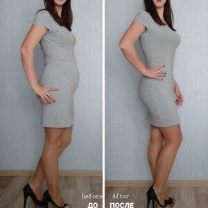 Image 3 - בגד גוף  חגורת הרזיה  מעצב Shapewear הרזיה גוף תחתוני מחוך נשים דוגמנות רצועת מותן מאמן מלא גוף Shaper התחת מרים בקרת בגד גוף