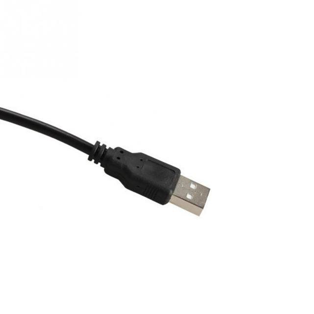 Black 85cm USB 1.1 to DB25 Female Port Print Converter Cable LPT  Bi-directional Parallel interface Communication 6