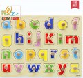 Large clutch plate wooden puzzle child   baby educational toys shape trangram jigsaw board