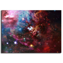 Full Round Diamond painting outer space 5D DIY embroidery Cross stitch universe Square mosaic landscape