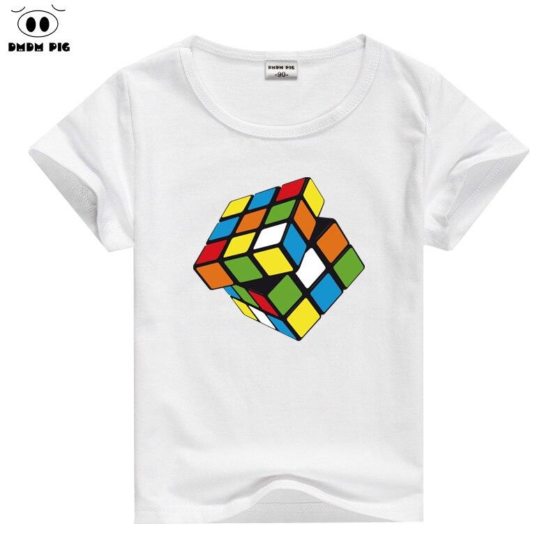 158cd4c8b DMDM PIG children's t-shirts for girls T shirt kids clothes boys t shirts  short sleeve tops for boys baby girl clothing t-shirt