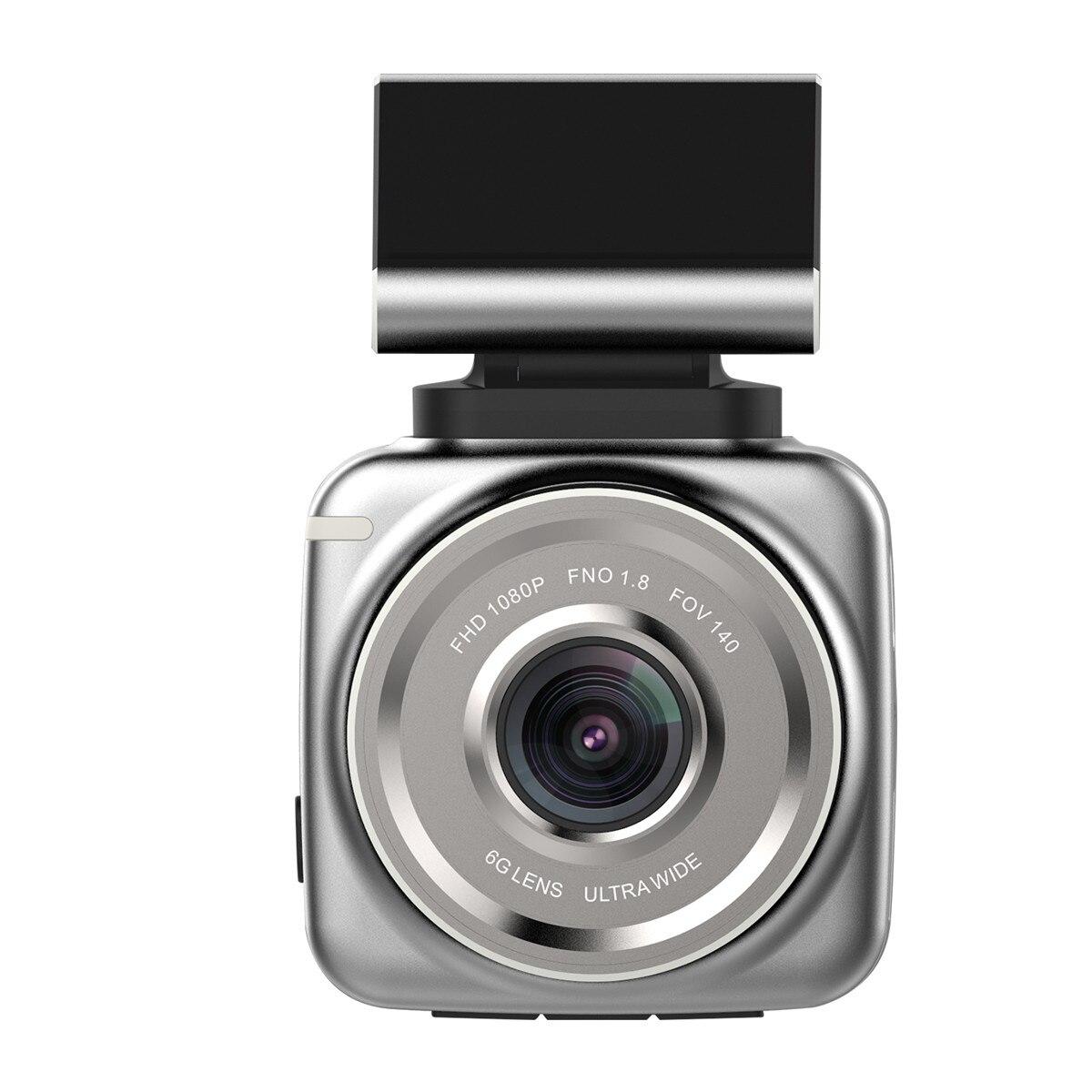 Q2 1080 P voiture DVR DVRS détecteur de Radar FHD enregistreur vidéo caméra de tableau de bord caméra ADAS LDWS Support magnétique amovible 34x52x50mm