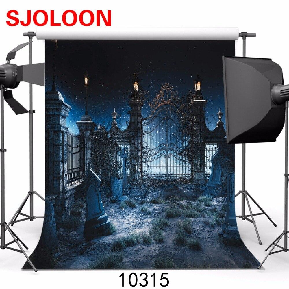 Halloween photography background Achtergronden voor fotostudio Photography studio backdrop Fond studio photo vinyle SJOLOON тепловентилятор engy en 509