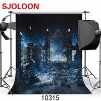 Halloween photography background Achtergronden voor fotostudio Photography studio backdrop Fond studio photo vinyle SJOLOON