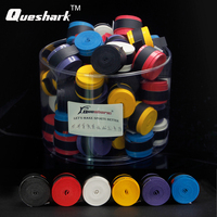 60 Pcs Non Slip Tennis Racket Overgrips Tennis Badminton Racquet Sweat Tape Fishing Rod Skidproof Sweat