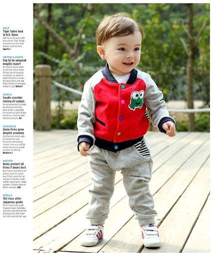 ropa de bebe 9 meses