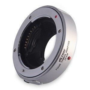 Image 5 - Viltrox Автофокус M4/3 объектив для микро 4/3 адаптер для камеры Olympus фотография искусственная задняя фотография GF6 GH5 G3 DSLR